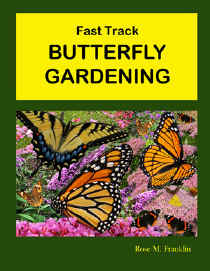 butterfly gardening, butterfly attracting plants